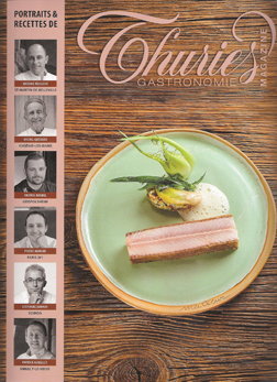 Thuries Gastronomie Magazine: �������-���. 2016