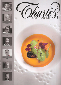Thuries Gastronomie Magazine: Σεπτέμβριος 2017