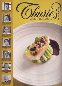 Thuries Gastronomie Magazine: July-Aug.2017